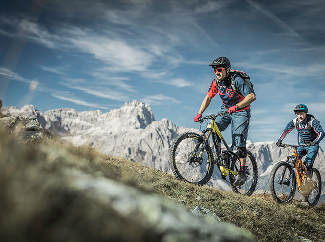 Mountain- e Endurobike